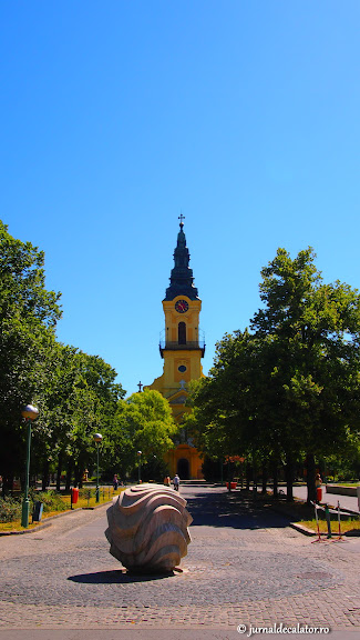 Biserica catolica din Kiskunfélegyháza