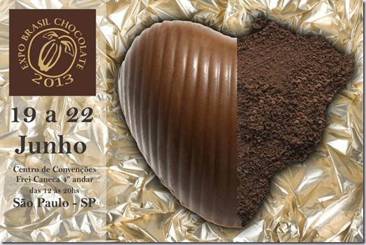 expobrasil chocolate