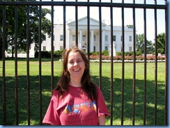 1306 Washington, DC - The White House - Karen
