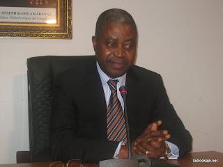 Adolphe Muzito, Premier ministre de la DC