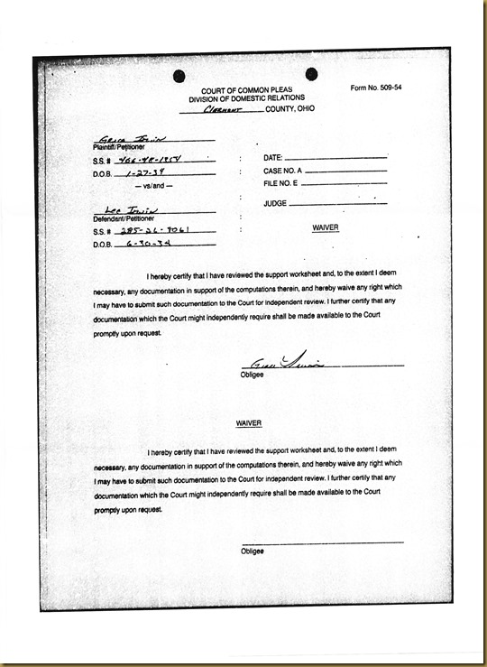 Lee Irwin and Gracie Irwin divorce paperwork_0004