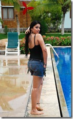 charmi hot in bikini