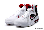 lbj9 fake colorway miamihome 1 02 Fake LeBron 9
