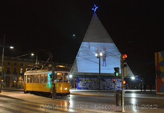 Glória Ishizaka - Lisboa - Luzes de Natal - 24
