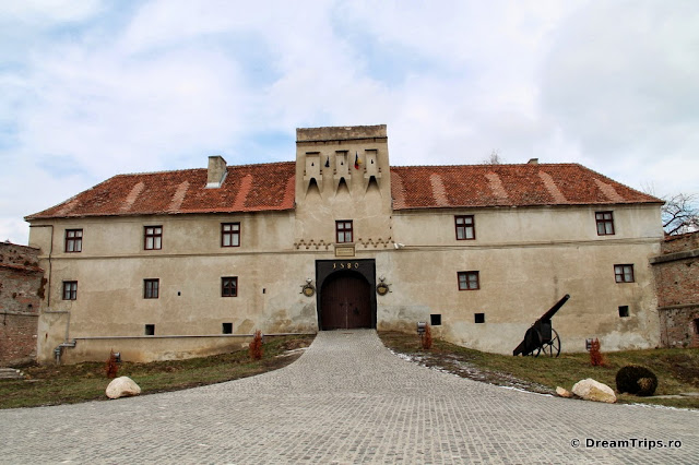 cetățuia de pe Strajă Brașov