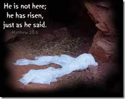 He is Risen