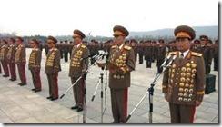 North Korea Generals
