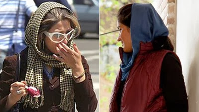 Iranian women fashion