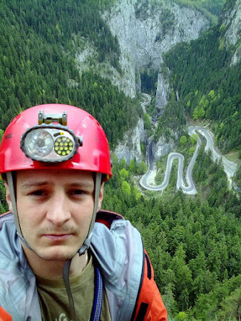 "Echipa ""The ROadMANIANS"": Vlad Pieptu"