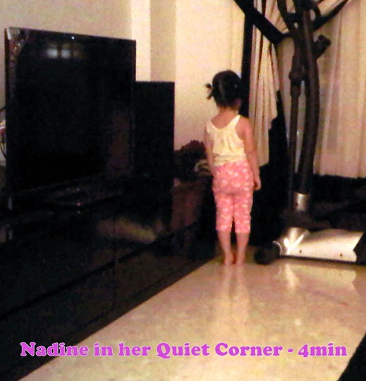 Quiet Corner punishment