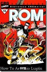 P00016 - ROM - Biblioteca Marvel #16