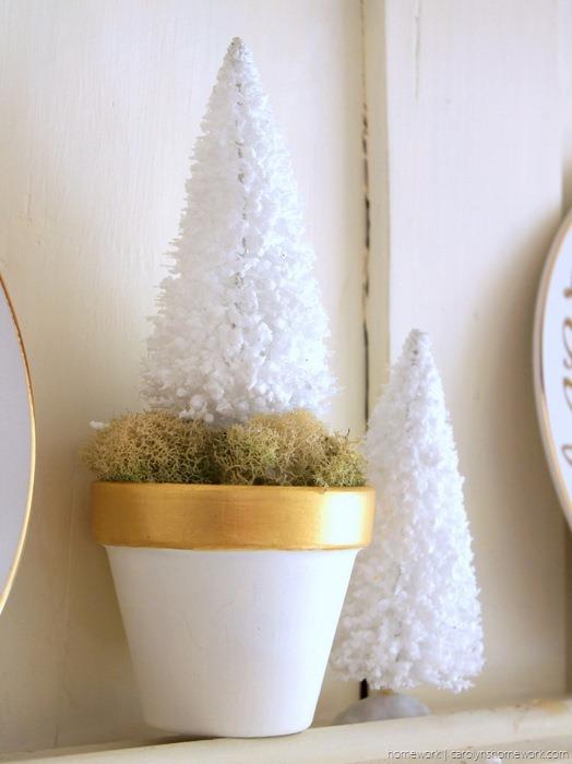 White & Gold Holiday Hutch 2014 via homework - carolynshomework (9)