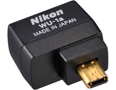 Nikon Wireless Mobile Adapter WU-1a
