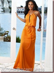 VS JERSEY MAXI DRESS