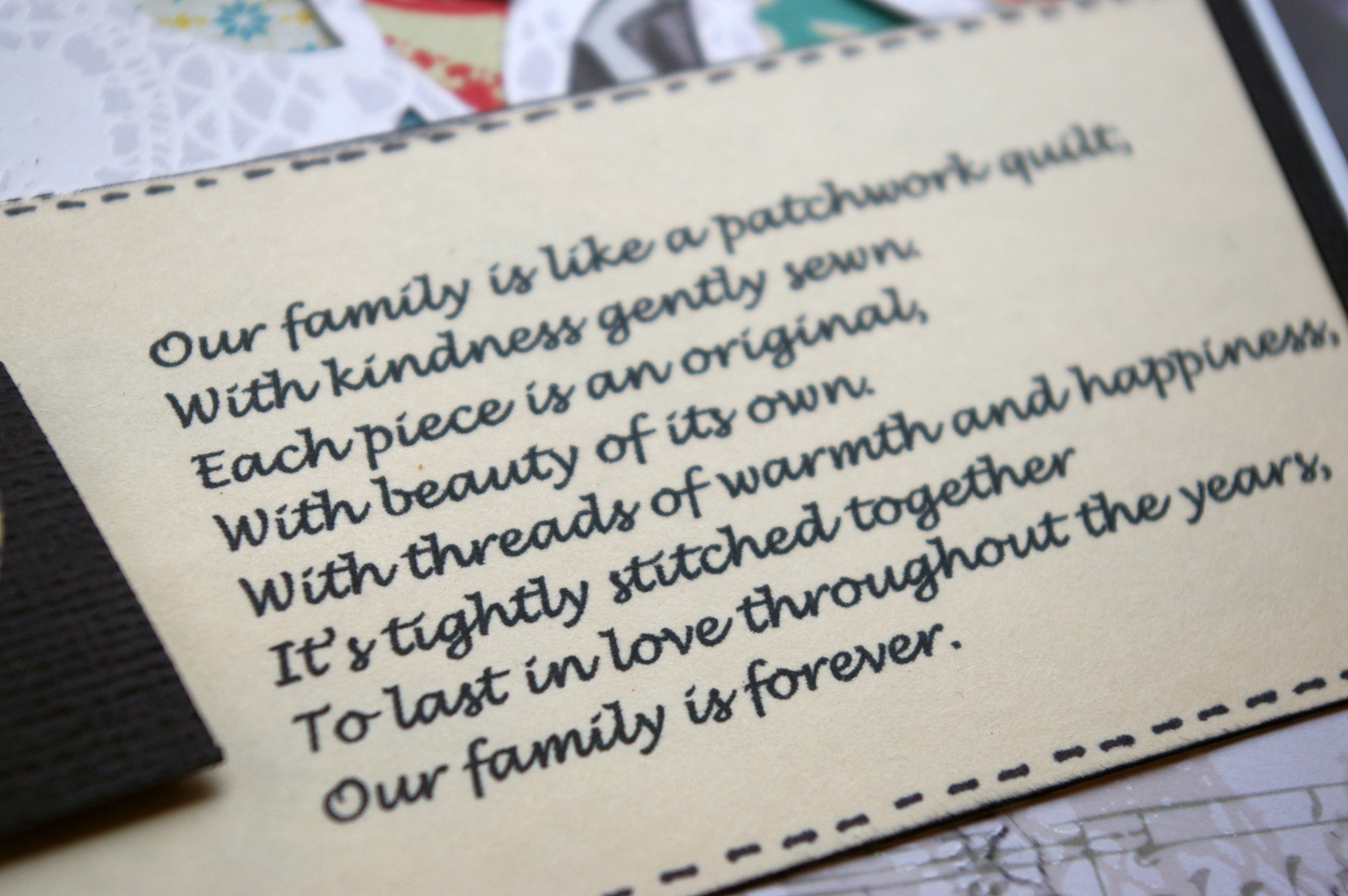 family poems quotes - Quotes links