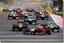 Vettel vince il gran premio della Corea 2013