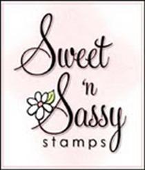 Sweet N Sassy Stamps Logo