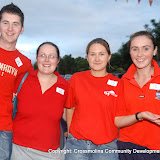 Mulhern's Gala team who took part in the Traders' Race in the Crossmolina Festival. The event was sponsored by Ballina Beverages Coca-Cola. Picture: John O'Grady.