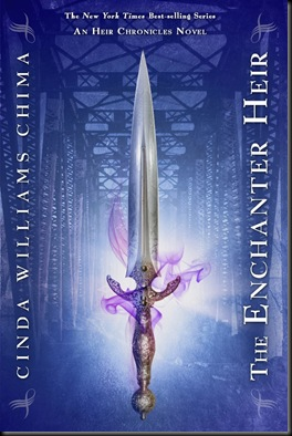 The Enchanter Heir (The Heir Chronicles #4) by Cinda Williams Chima