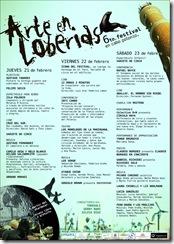 Programación Loberias 2013
