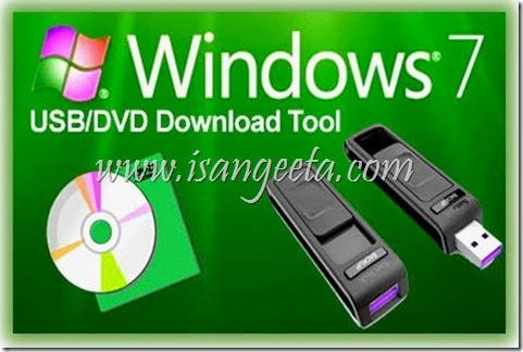 MICROSOFT Windows USB DVD tool