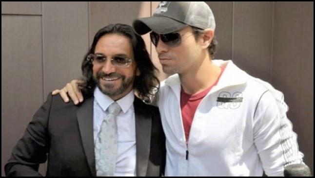 Enrique Iglesias y Marco Antonio Solís - El perdedor