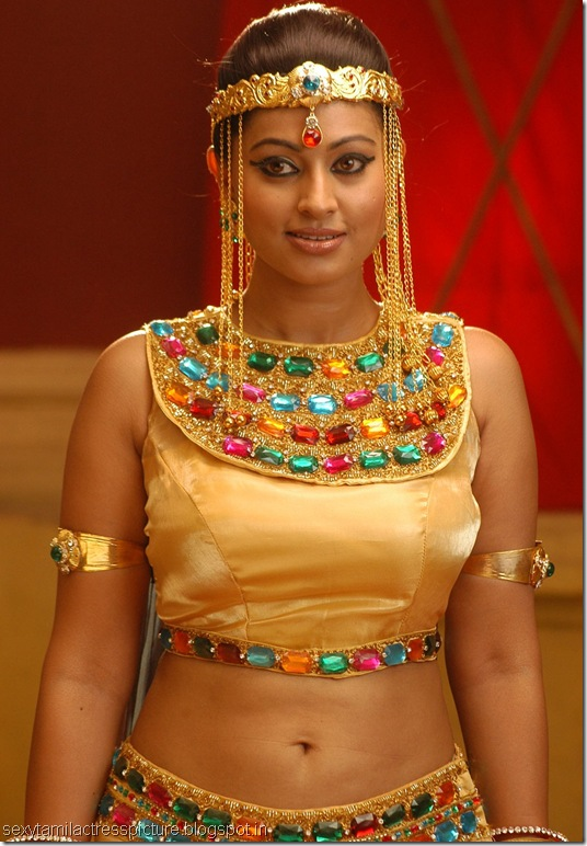 Vidiyal-sneha-hot-navel-picture
