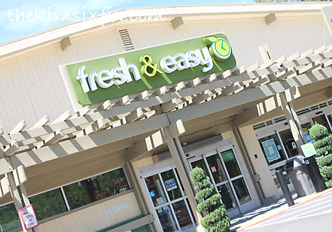 Fresh and easy market