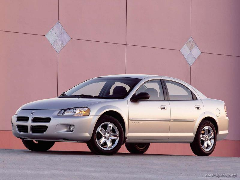 2005 dodge stratus sedan specifications pictures prices. Black Bedroom Furniture Sets. Home Design Ideas