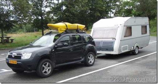 Op vakantie met de Dacia Duster 02