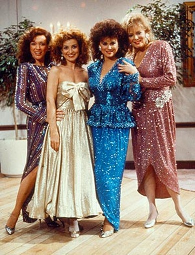 dw gals in sequins