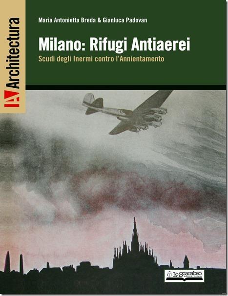 copertina libro Rifugi antiaerei_Lo Scarabeo