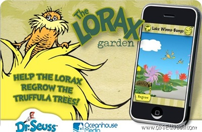 Lorax Garden App