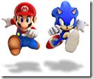 Jogos Sonic Vs Mário