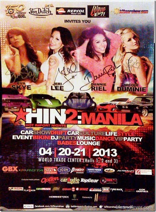HIN 2 Manila poster
