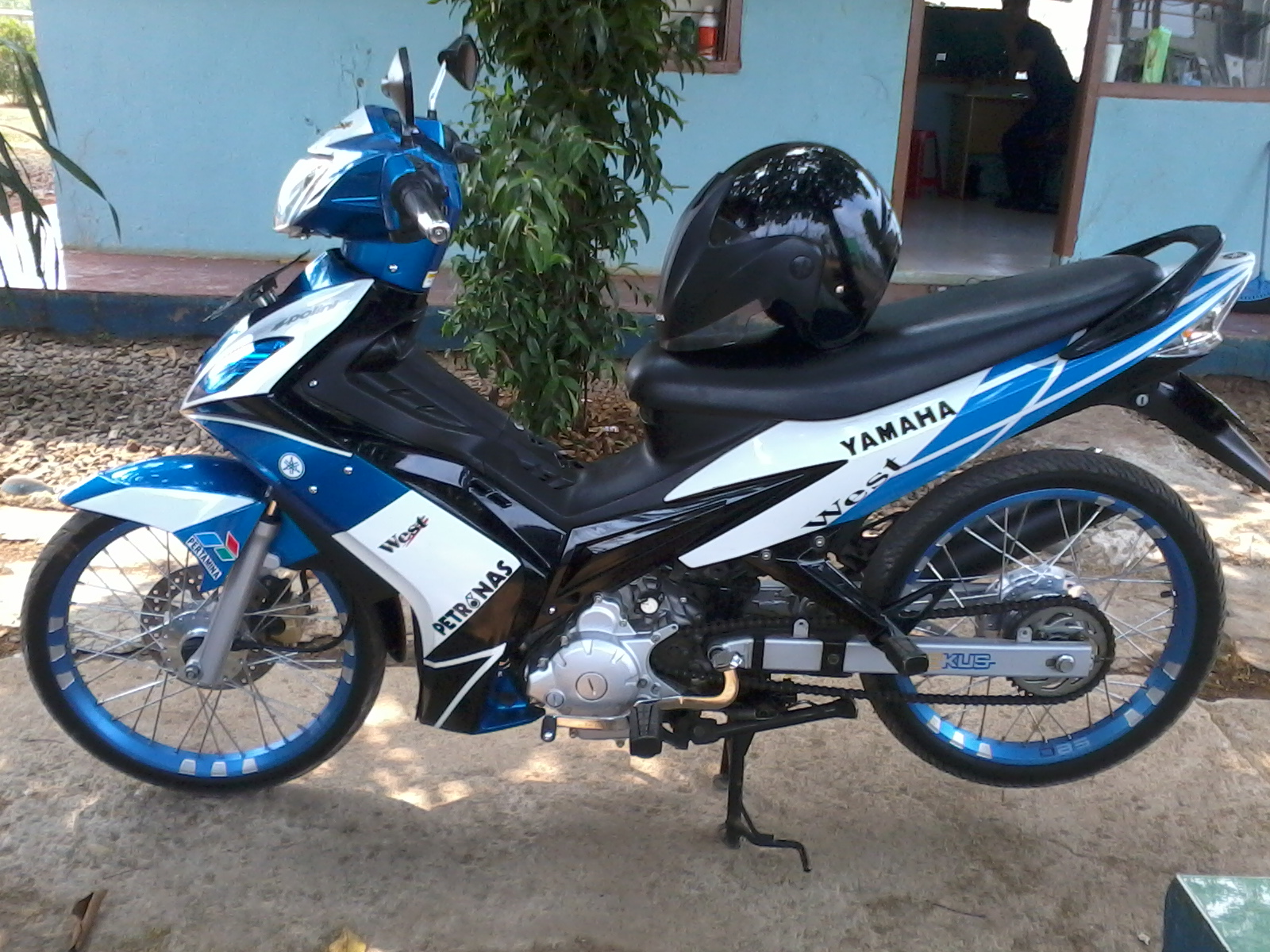Modif Striping Jupiter Mx 2008