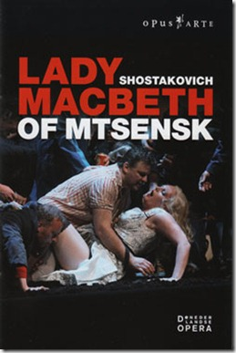 Lady Macbeth Kusej Jansons