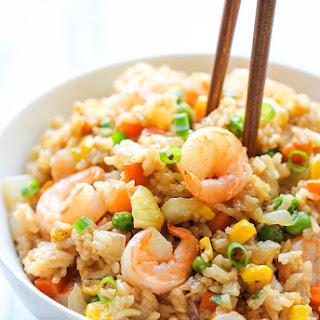 Shrimp Fried Rice Without Egg Recipes