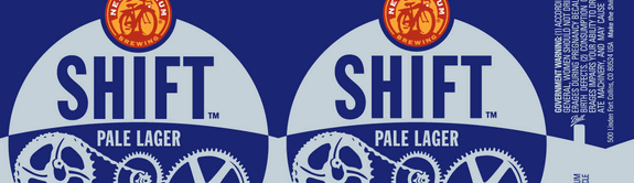 image of Shift Pale Lager sourced from BeerStreetJournal.com, please click on the image to support them