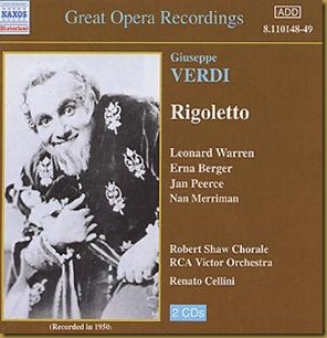 Rigoletto Warren Cellini Naxos