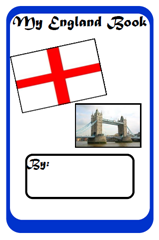 England Research for Kids - free book