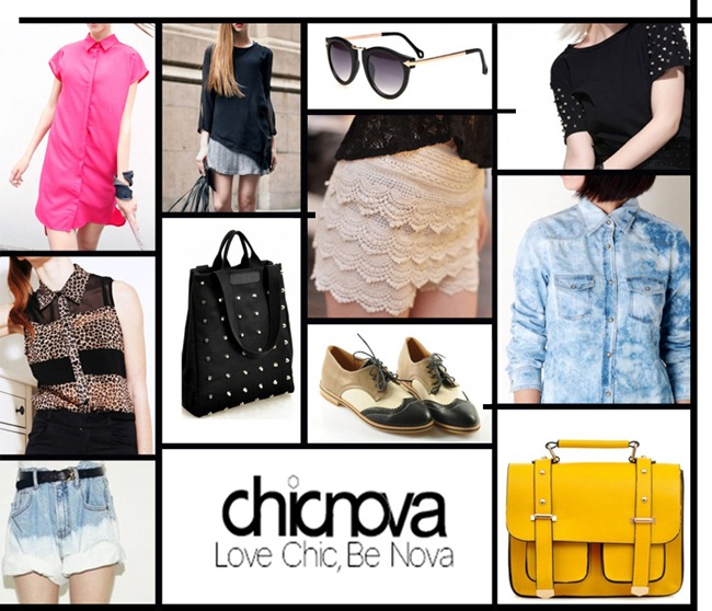 World wide giveaway–ChicNova