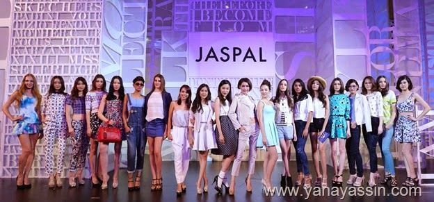 Group Photo - JASPAL Spring Summer 2014 Showcase