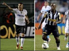 Corinthian vs Botafogo