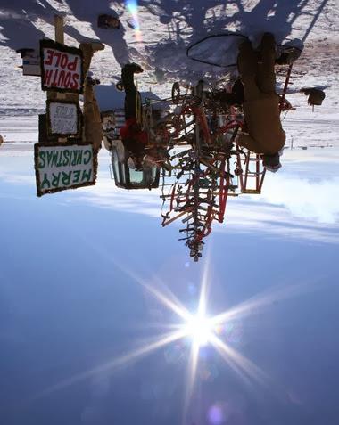 south pole xmas