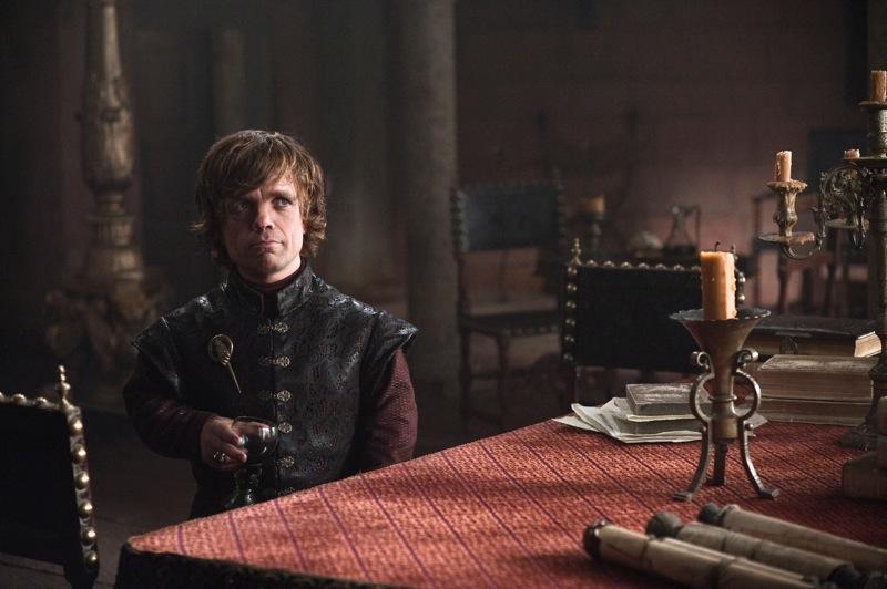 Game of thrones season 2 peter dinklage