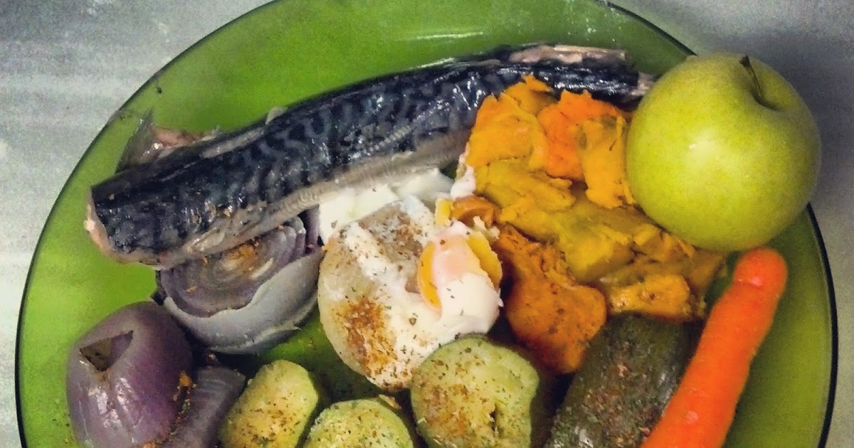 Comerlapaleodieta comida boniato caballa manzana for Envueltos de coliflor con zanahoria para enfermedades inflamatorias