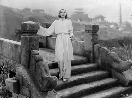 GRETA GARBO THE PAINTED VEILA 1934 009