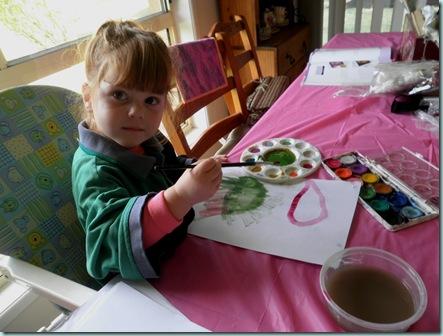 Lili Painting