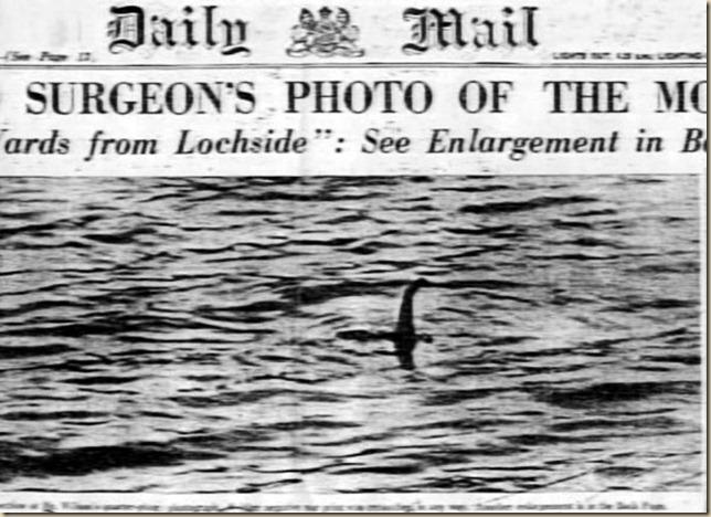 loch ness monster 5-3-13